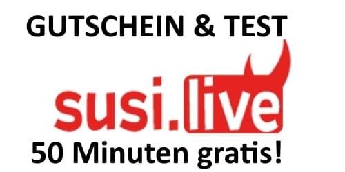 susi.live gutschein